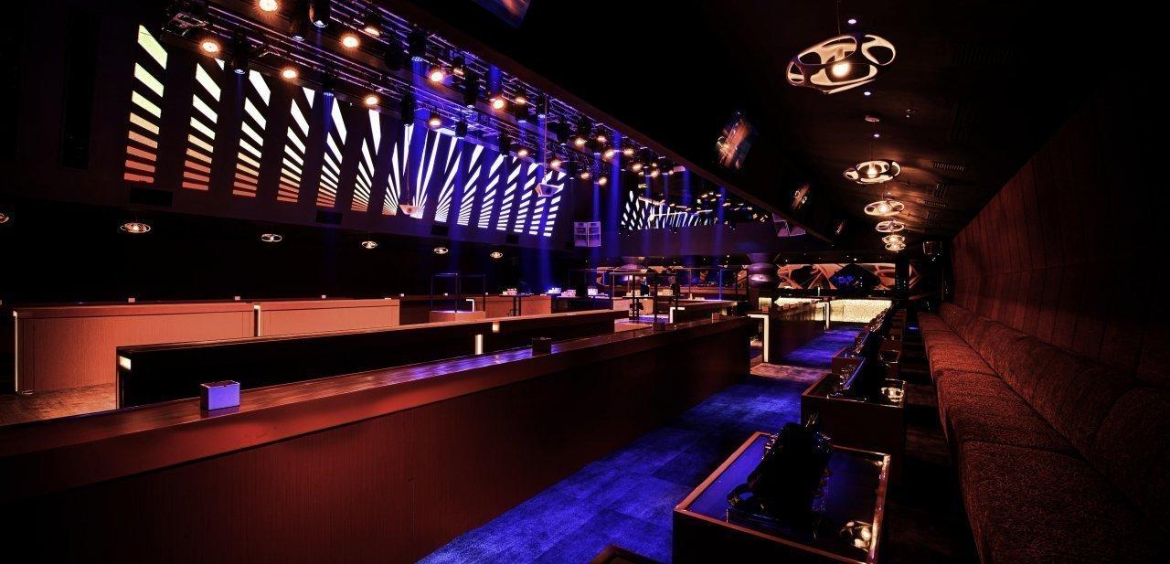 Uno de los espacios del Zouk Club Kuala Lumpur
