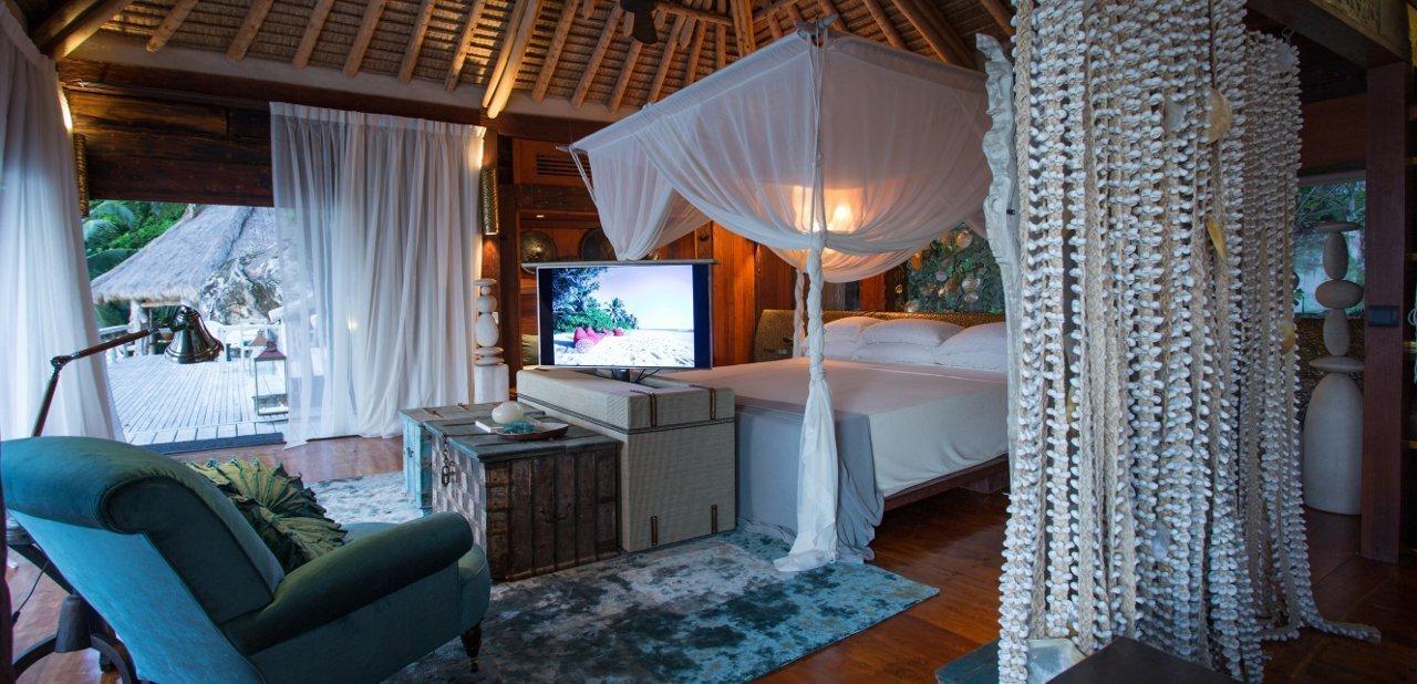 Villa Privada de North Island Seychelles