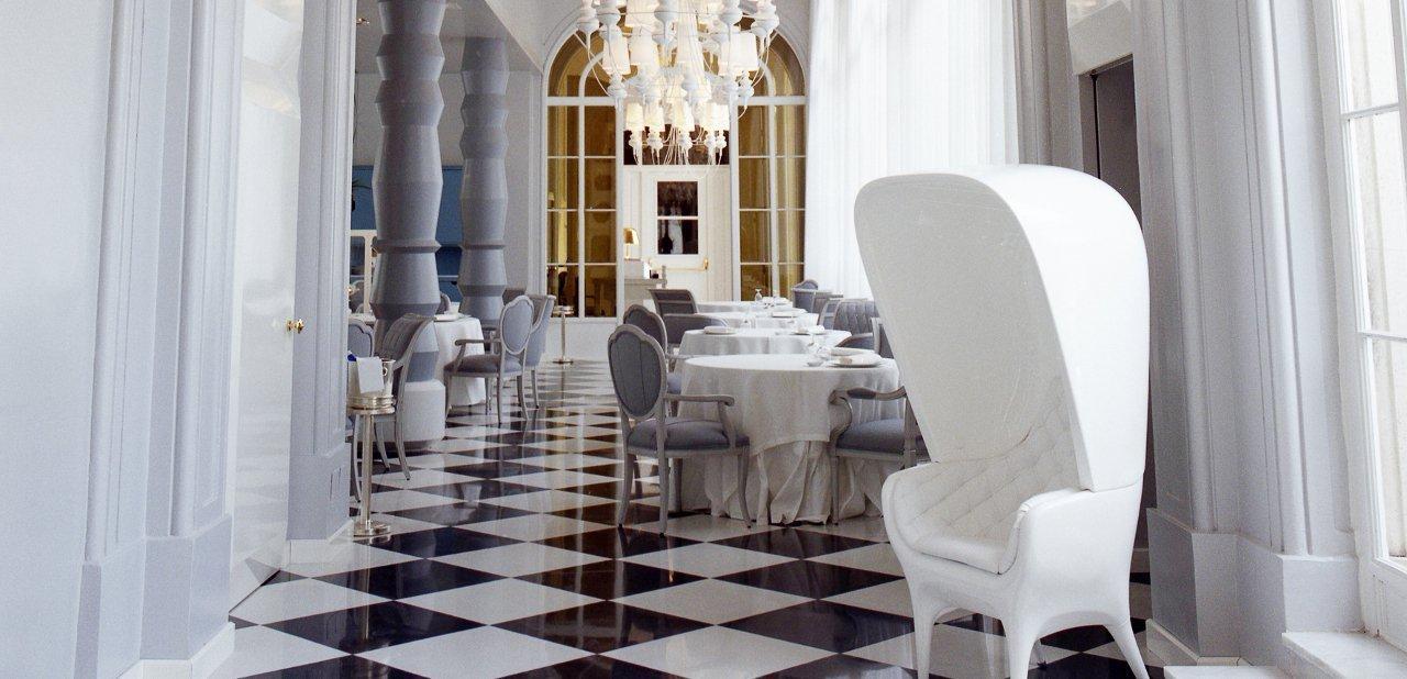 Restaurante La Terraza Del Casino Un Derroche Técnico Con