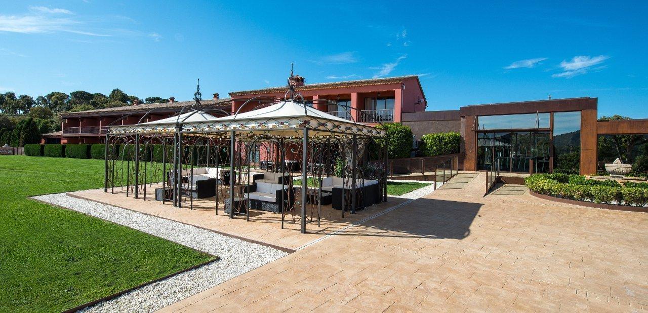 Vista del Sallés Hotel & Spa Mas Tapiolas