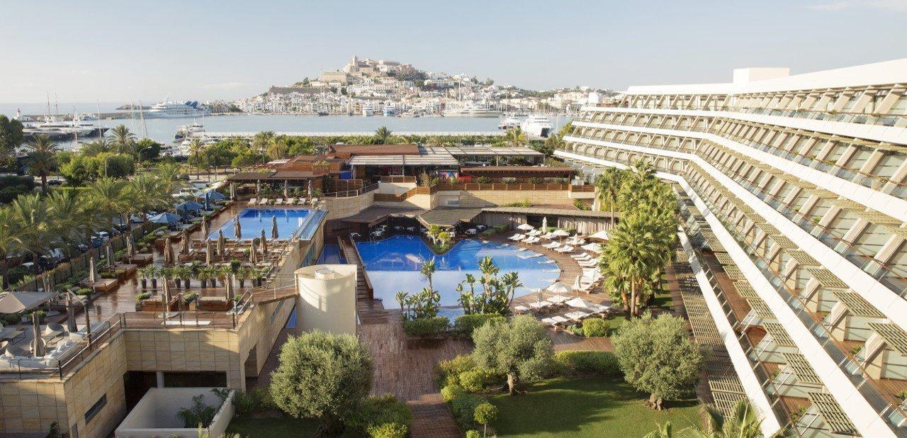 Vista general del complejo Ibiza Gran Hotel