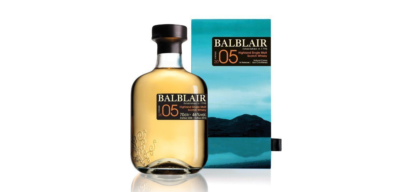 Whisky Balblair Vintage 2005