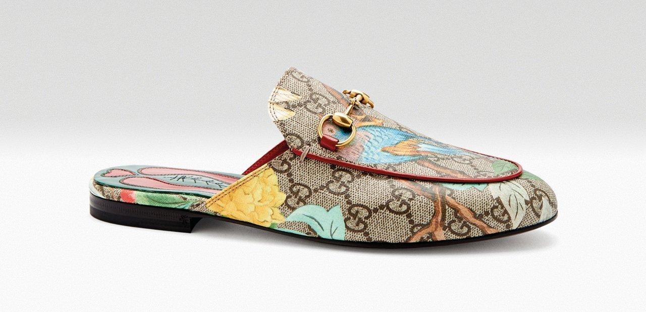Zapato de estampado Tian