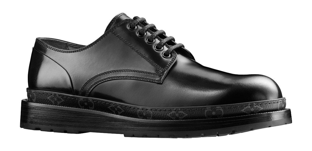 Zapatos caballero con monograma Eclipse