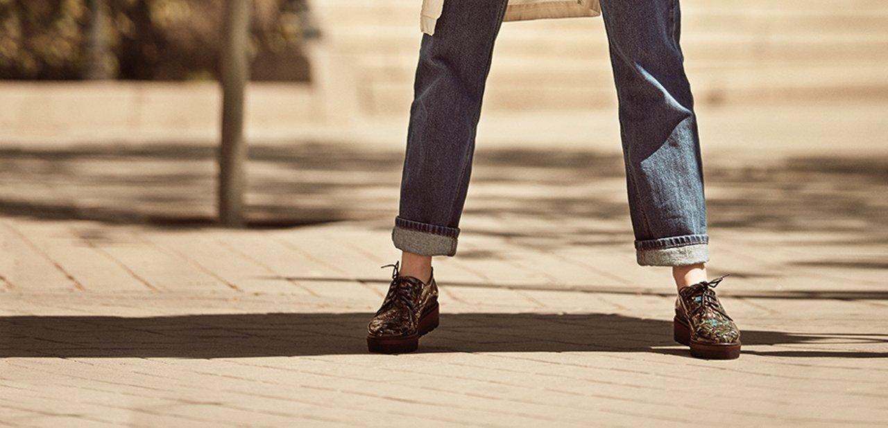 Zapatos Hispanitas con un diseño más atrevido