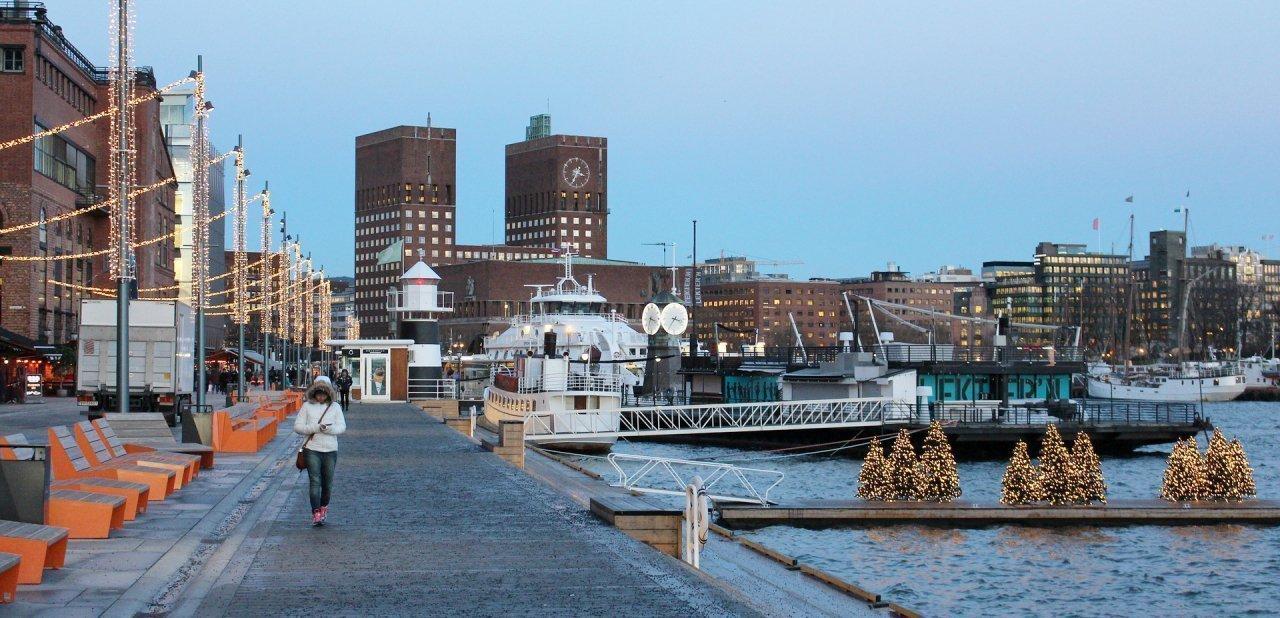 Zona marítima de Oslo
